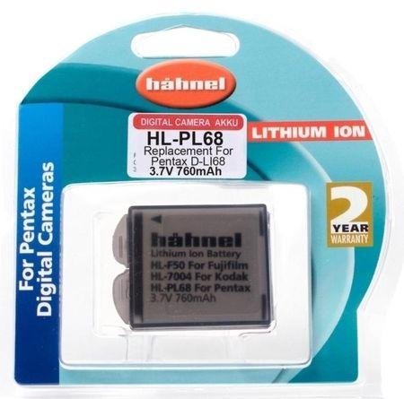 Hähnel Baterija Hahnel HL-PL68 (za Fuji/Pentax)