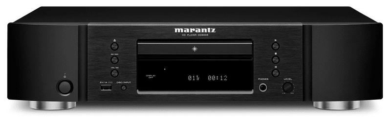 Marantz CD6005 černá - II. jakost