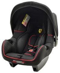 Ferrari avtosedež BeOne SP, GT Black