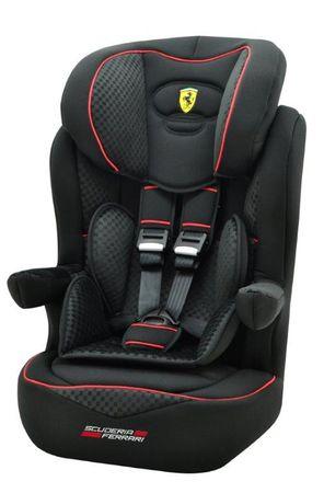 Ferrari I-max SP Isofix 9-36 kg, GT Black
