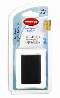 Hähnel Baterija Hahnel HL-PL90, Pentax D-LI90