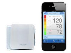 iHealth BP7 BP7 Bluetooth zápästný merač krvného tlaku