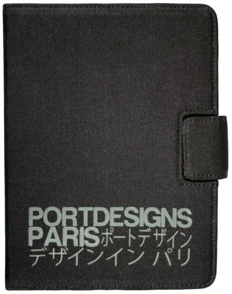 "Port Designs KOBE Universal 6"" pouzdro na čtečku knih černé"