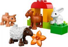 LEGO Duplo Zwierzęta Na Farmie 10522