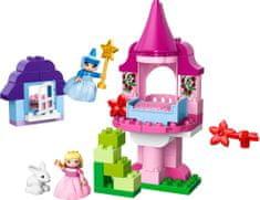 LEGO DUPLO 10542 Bajka o śpiącej królewnie