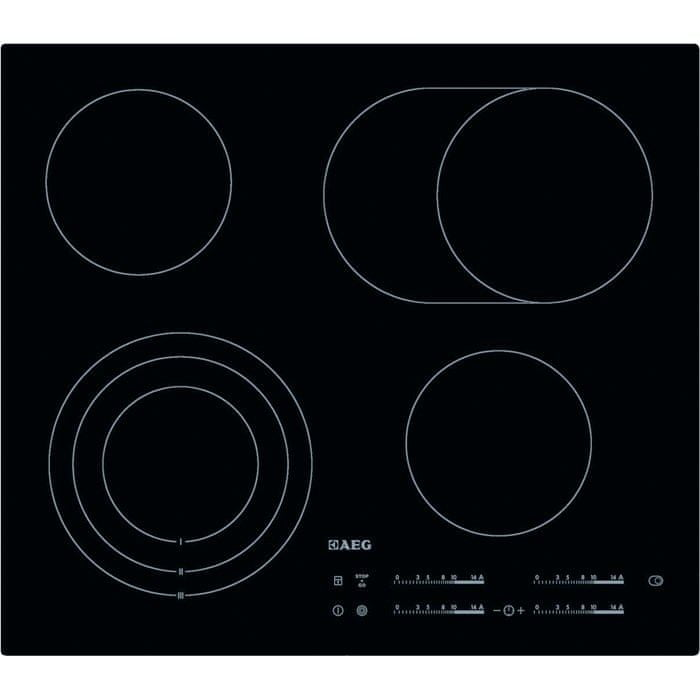 AEG sklokeramická deska Mastery HK654070IB