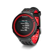 Garmin Forerunner 220 GPS-es Futóóra, Fekete, Piros