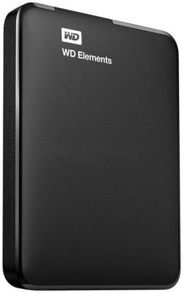 "WD Elements Portable 750GB / Externí / USB 3.0 / 2,5"" / Black (WDBUZG7500ABK-EESN)"