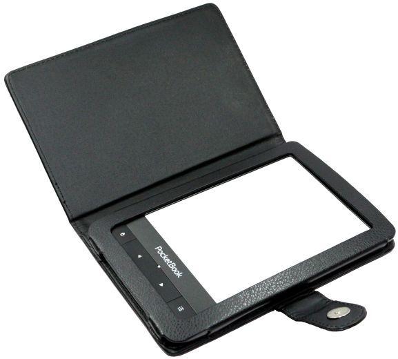 C-Tech pouzdro pro Pocketbook 622 / 623 / 624 / 626, PBC-01, černé