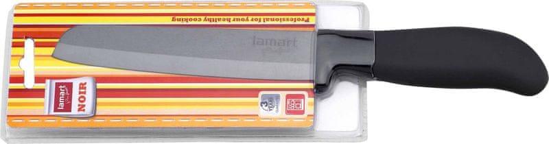 Lamart Keramický nůž plátkovací 15cm LT2015