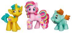 My Little Pony Trójpak Mini Kucyków A0266