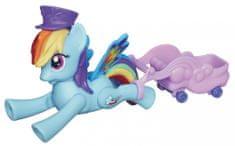 My Little Pony Latające kucyki Rainbow Dash A5934
