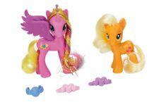 My Little Pony Księżniczka Cadence i Applejack A2004