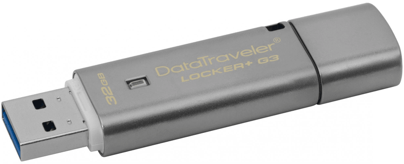 Kingston DataTraveler Locker+ G3 32GB (DTLPG3/32GB)