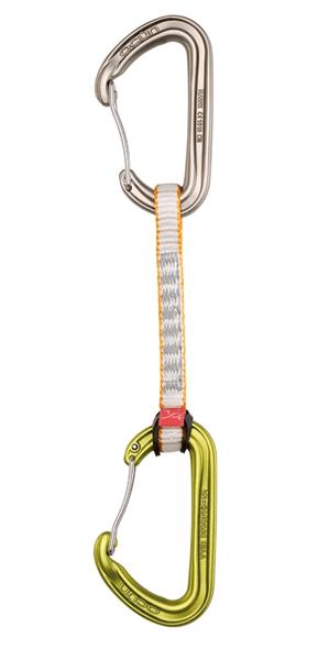 Ocun Hawk QD Wire DYN 11 Grey/Green