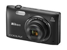 Nikon Coolpix S5300 Black - II. jakost