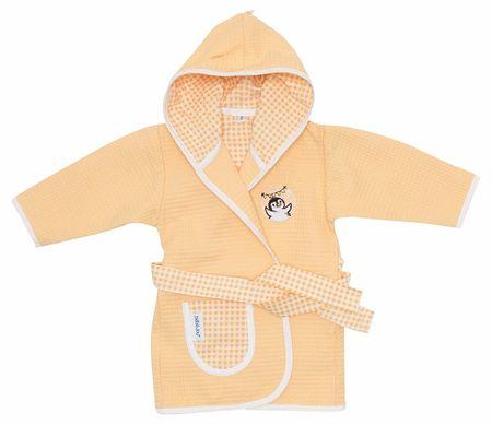 Bebe-jou Župánek Pinguin oranžový