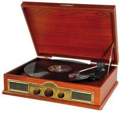HYUNDAI RT 910 Gramofon, Cseresznye