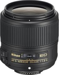 Nikon objektiv AF-S NIKKOR 20MM/1.8G ED