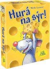 Albi Hurá na sýr