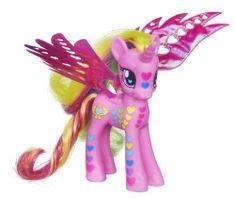 My Little Pony Delux Księżniczka Cadance ze skrzydłami A5932