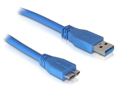 DELOCK USB 3.0 A > Micro-B, 3m