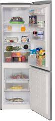 BEKO CSA 29023 X Hűtőszekrény kombinált hűtőszekrény, 247 l