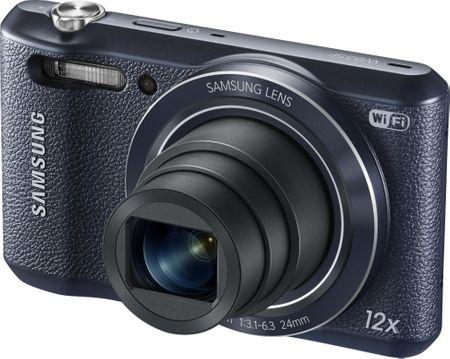 Samsung fotoaparat WB35, črn