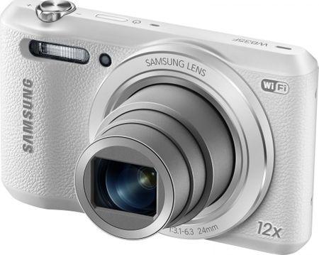 Samsung fotoaparat WB35, bijeli