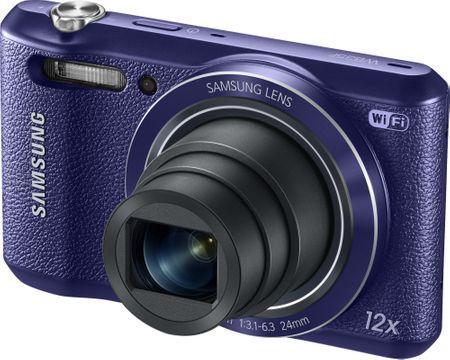 Samsung fotoaparat WB35, vijoličen