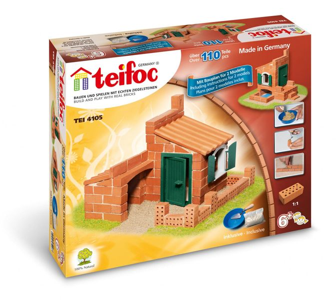 Teifoc 4105 Domek Miguel