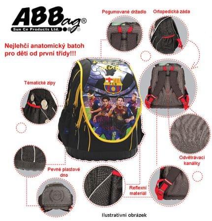 Sun Ce Anatomický školní batoh - MARVEL Heroes  59711f8419