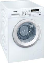 SIEMENS WM12K268BY Elöltöltős mosógép, 8 kg, A+++