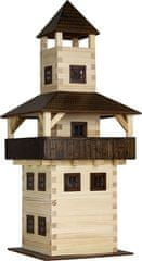 WALACHIA Torony Fa építőjáték