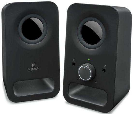 Logitech Multimedia Speakers Z150 Midnight black