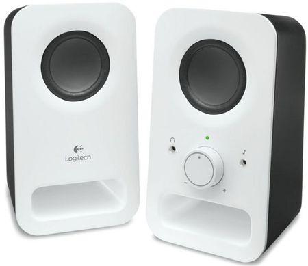 Logitech komplet zvočnikov 2.0 Z150, beli