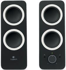 Logitech  Multimedia Speaker Z200 fekete