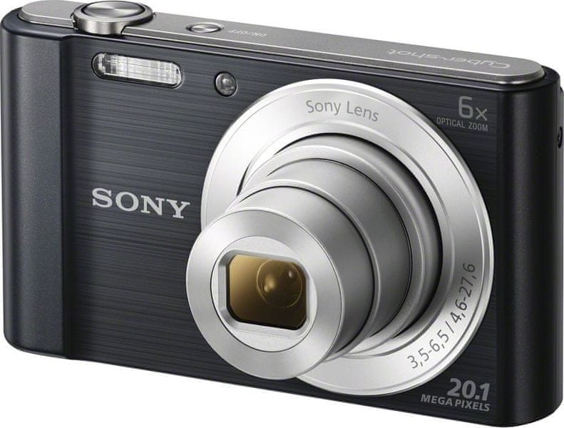 Sony CyberShot DSC-W810 Black (DSCW810B.CE3)