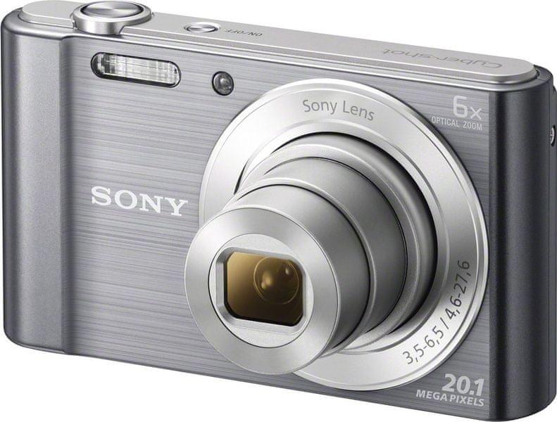 Sony CyberShot DSC-W810 Silver (DSCW810S.CE3)