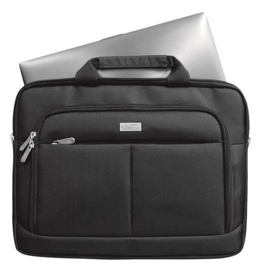"""Trust Sydney Slim Bag for 14"""" laptops - black"""