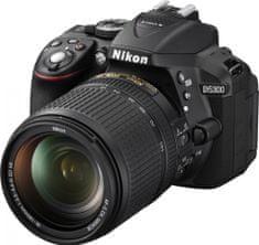 Nikon digitalni fotoaparat D5300 + 18-140 AF-S VR