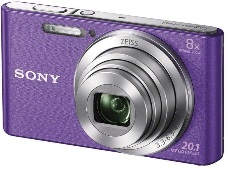 Sony CyberShot DSC-W830 Violet