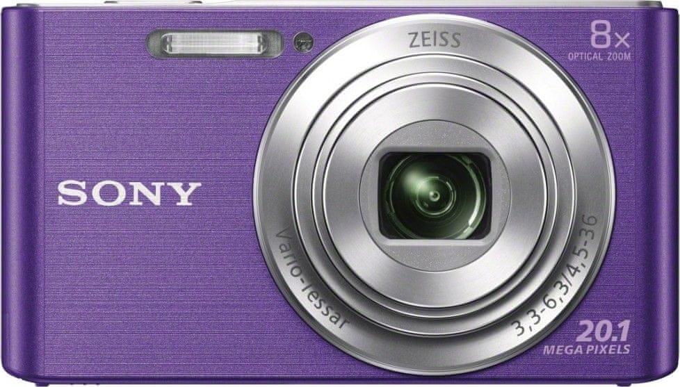 Sony CyberShot DSC-W830 Violet (DSCW830V.CE3)