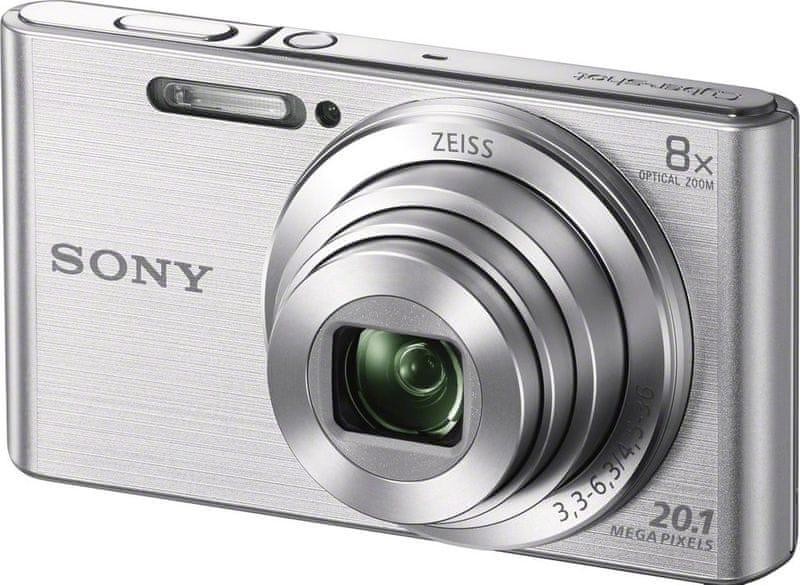 Sony CyberShot DSC-W830 Silver (DSCW830S.CE3)
