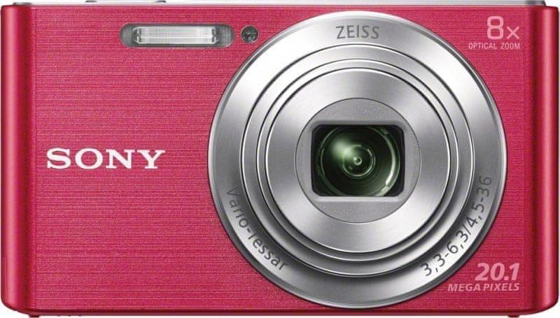 Sony CyberShot DSC-W830 Pink (DSCW830P.CE3)