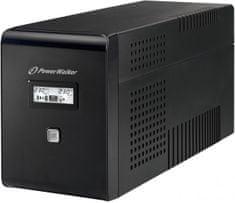 BlueWalker bezprekinitveno napajanje UPS VI 2000 LCD Line Interactive 2000VA 1200W