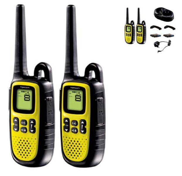TOPCOM RC-6403 Twintalker 5400