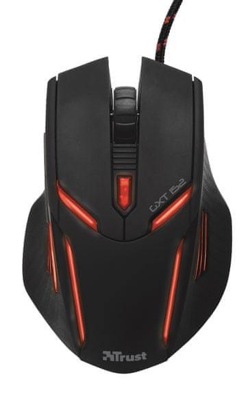 Trust GXT 152 Illuminated Gaming Mouse (19509)