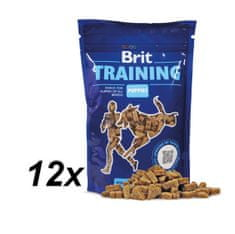 Brit Training Snack Puppies 12 x 100g