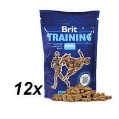 Brit przysmak dla szczeniąt Training Snack Puppies 12 x 100g